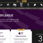 Premier League streaming package