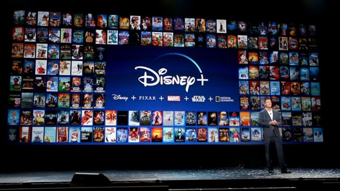 Disney+ sign-up